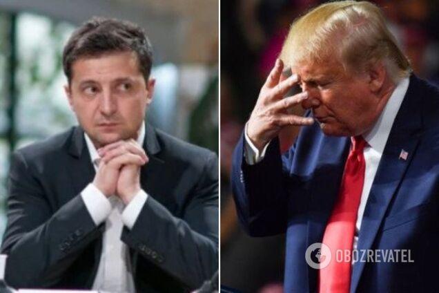 """Трамп """"назначил"""" Зеленского президентом России"""