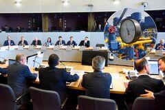 Росія зірвала переговори щодо транзиту газу