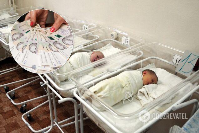 Верховна Рада запропонувала уряду збільшити в 2020 році розмір допомоги у зв'язку з народженням дитини