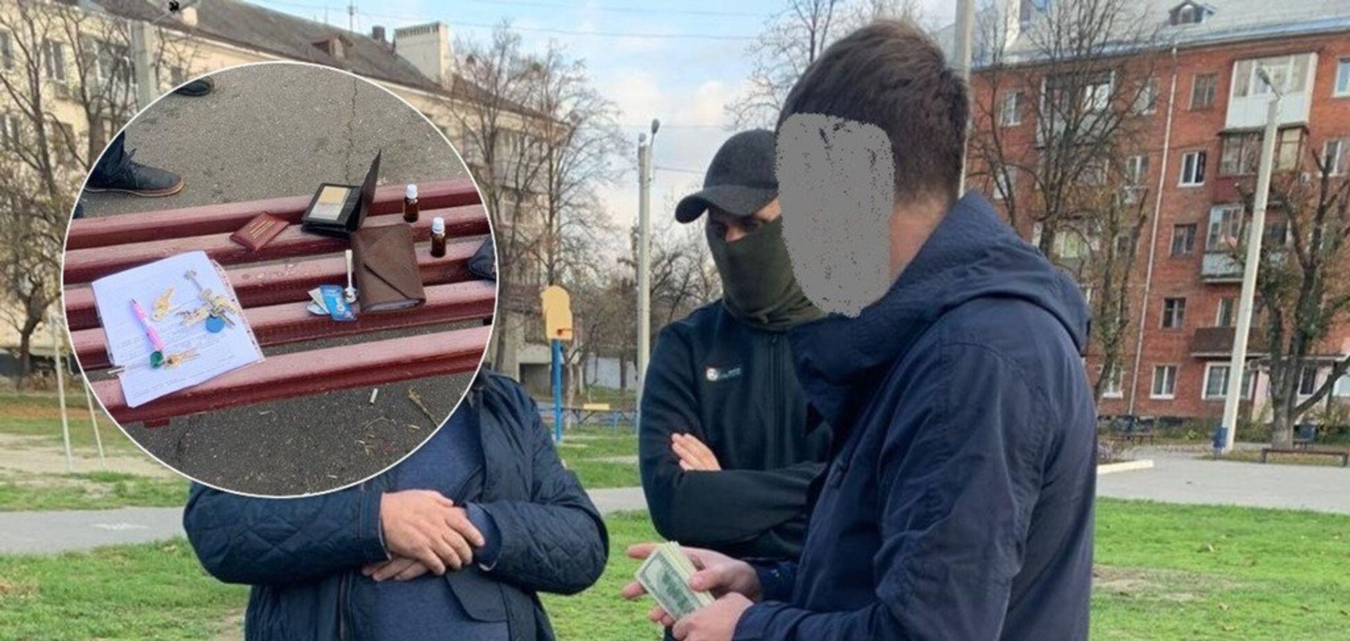 ГПУ впіймала топчиновника Фонду держмайна на великому хабарі