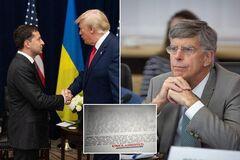 Как Трамп давил на Зеленского и Украину: топ-10 высказываний посла Тейлора