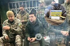 'Я тебе не лох!' Как Зеленский объявил войну добровольцам на Донбассе и чего ждать дальше