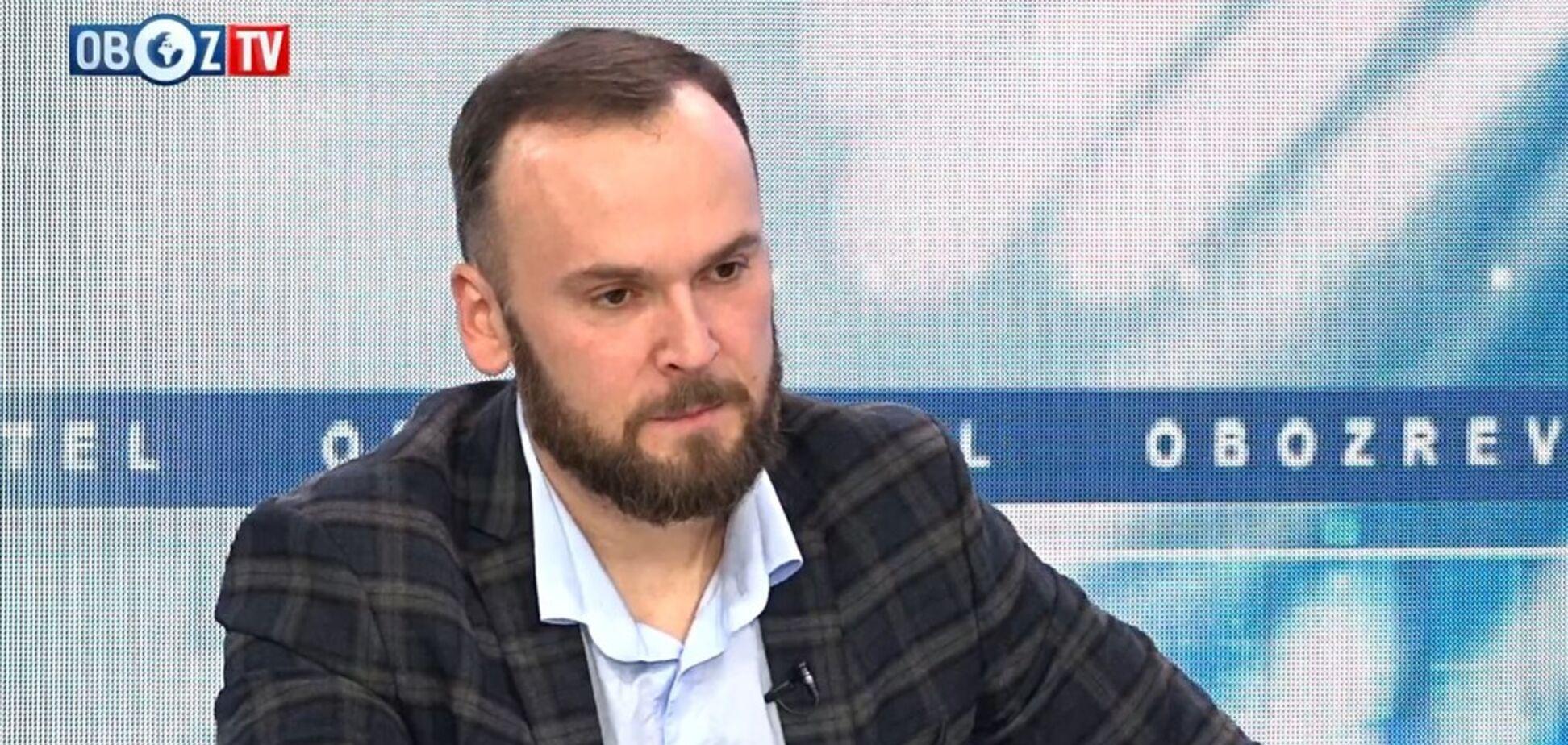 'Полезные идиоты': ветеран АТО раскрыл тактику Кремля в скандале с Зеленским