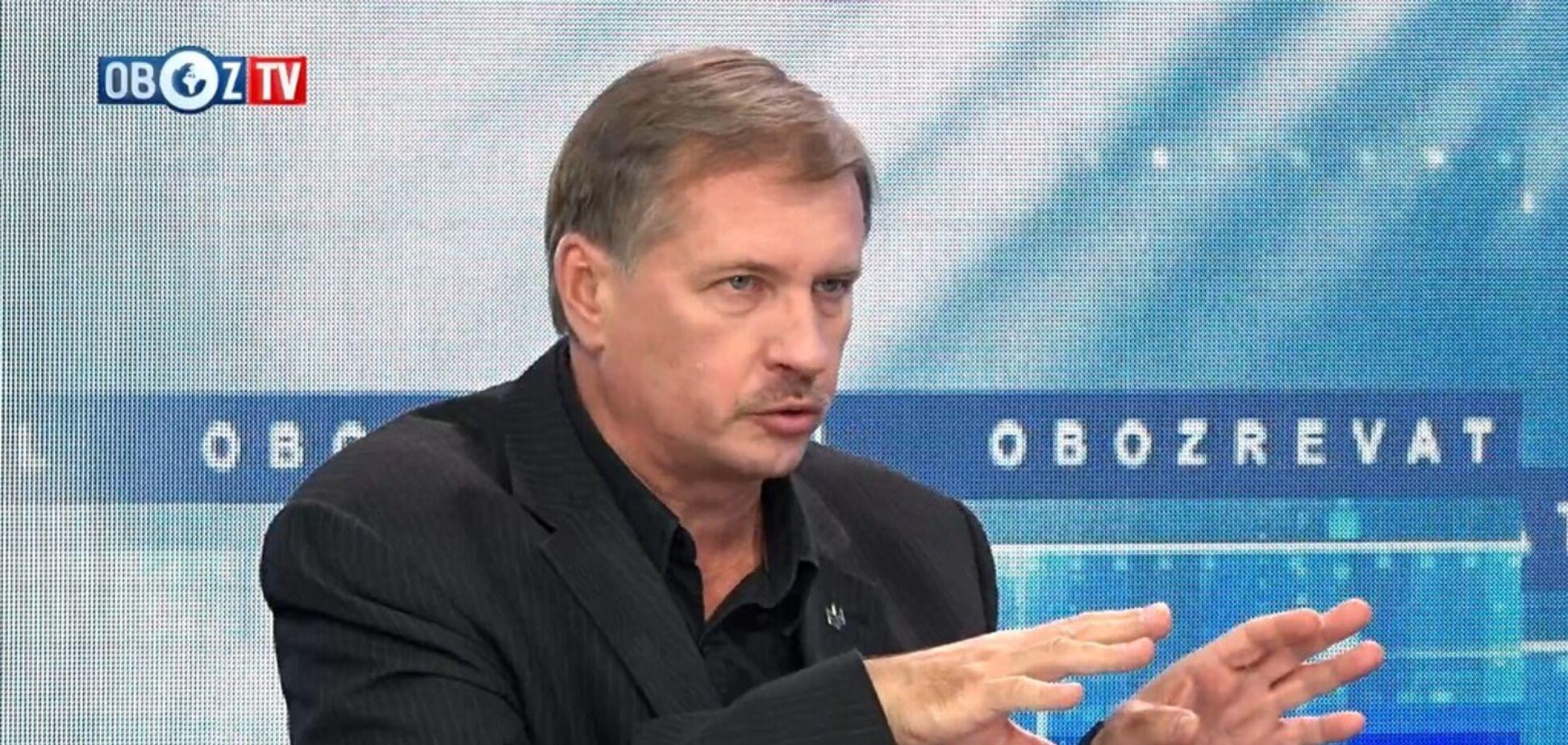 Продюсер Зеленский продолжает снимать свой сериал об Украине: Тарас Чорновил