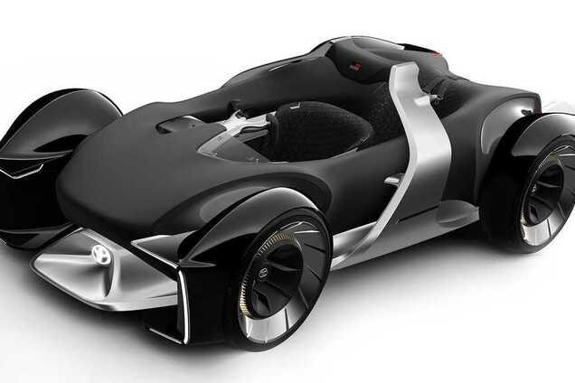 Toyota E-Racer Showcar