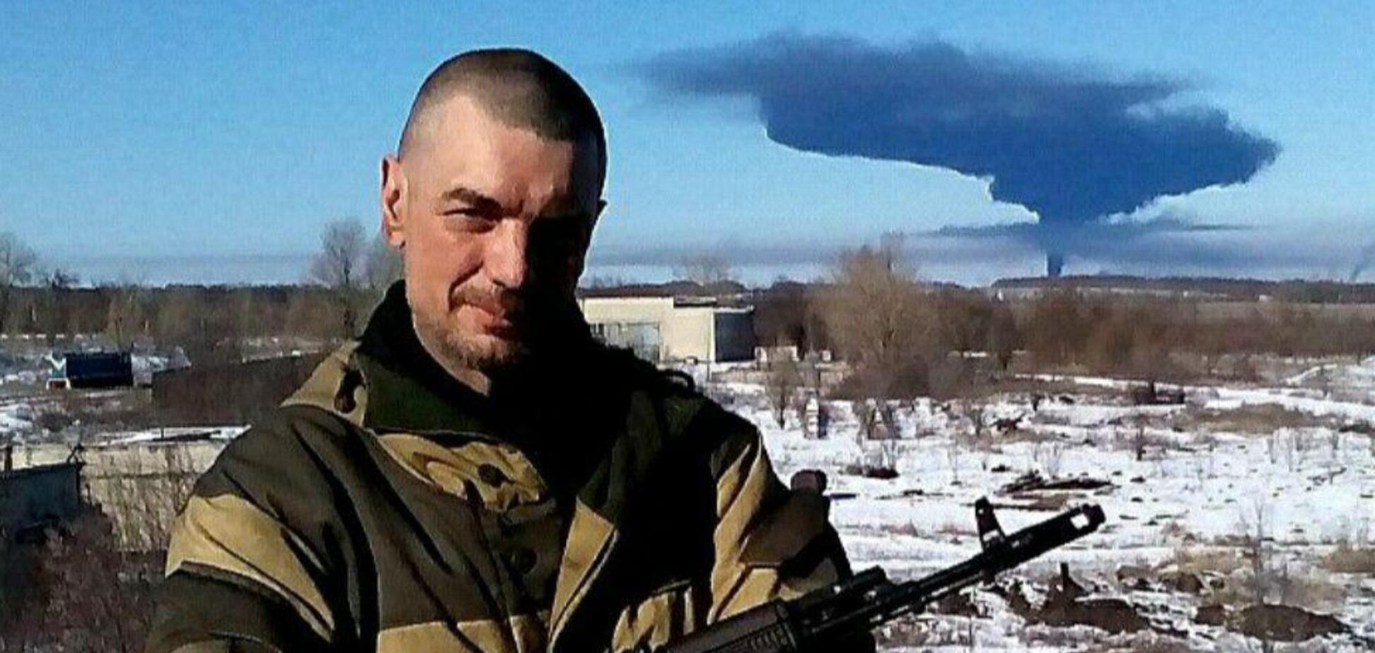 В 'десанте 200' прибыло: ВСУ показали мертвого террориста