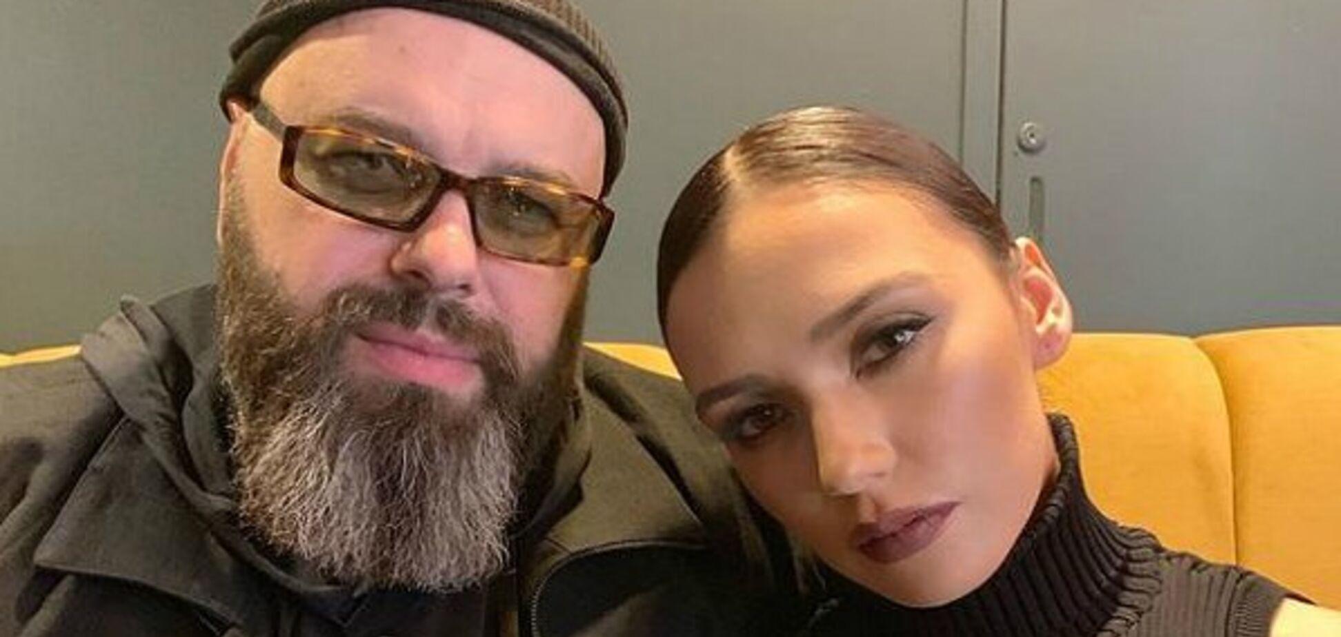 'Вірю, що все буде добре': екссолістка 'Серебра' зробила заяву після чуток про серцевий напад Фадєєва