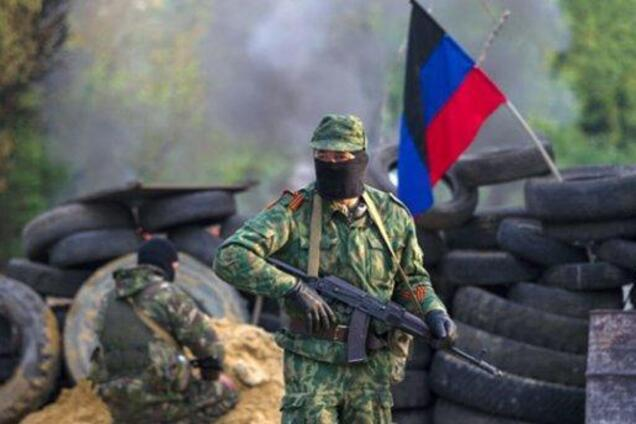 "Иллюстрация. Террорист ""ДНР"""