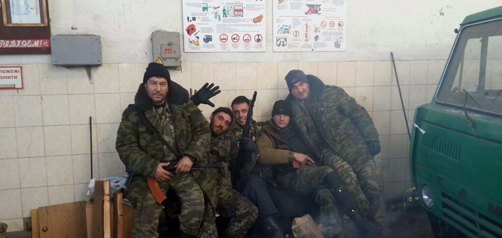 На Донбасі ліквідували 2 терористів 'ДНР'
