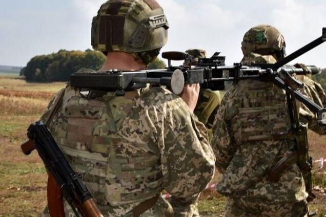 Украина объявила о начале отвода войск в Золотом