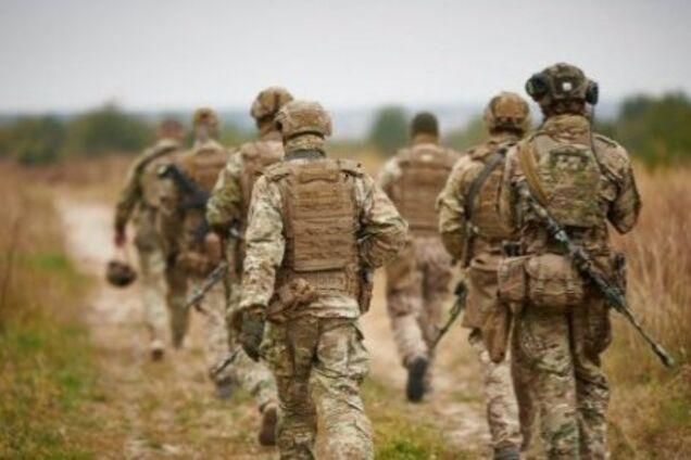 Ілюстрація. Розведення військ на Донбасі