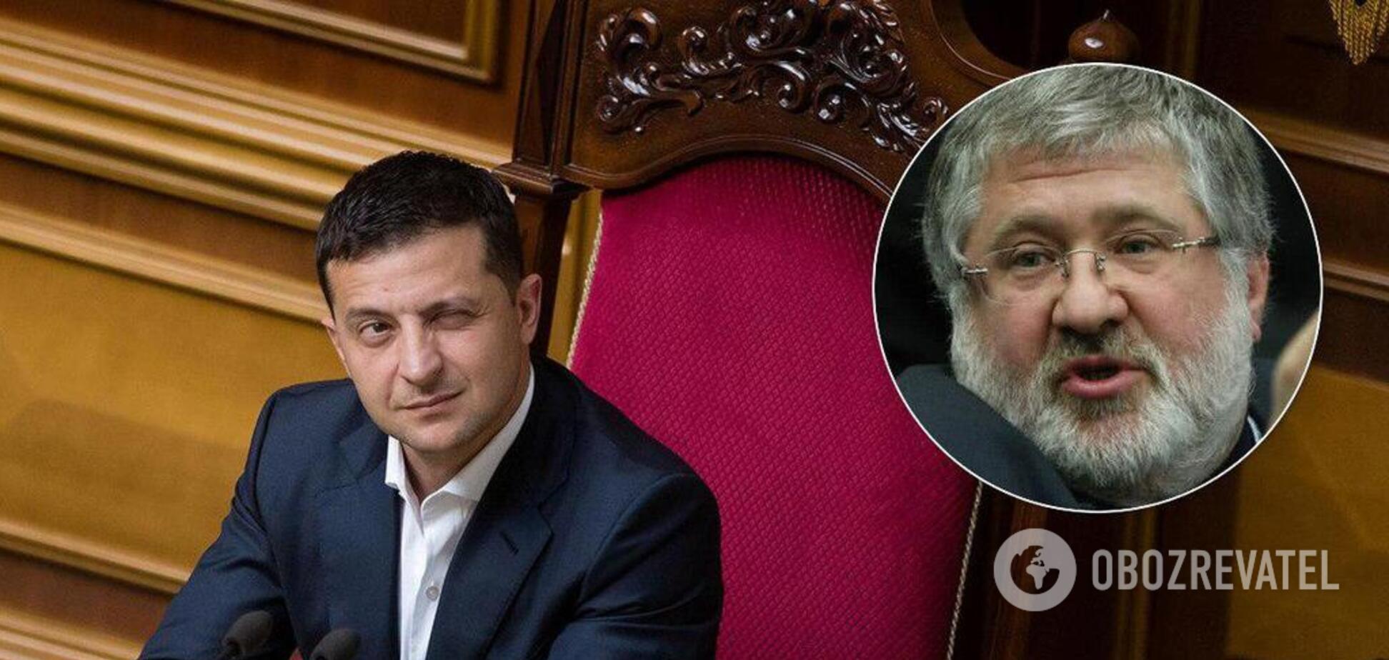Зеленський поставив крапку у питанні повернення ПриватБанку Коломойському