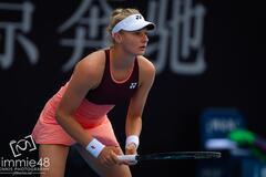 <strong>Вперше в кар'єрі:</strong> українська тенісистка пробилася у півфінал супертурніру