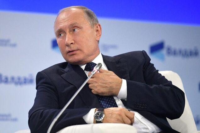 """Владимир Путин на """"Валдае"""""""