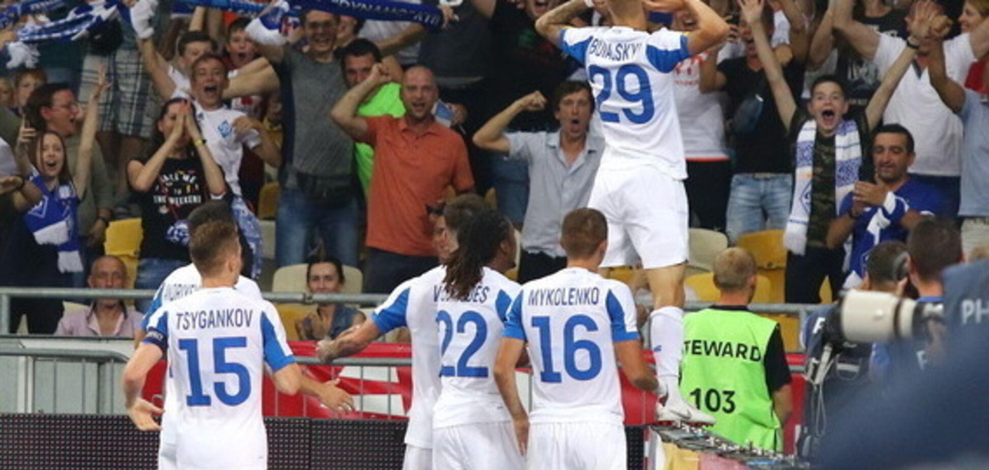 На вболівальників 'Динамо' напали перед матчем Ліги Європи: є постраждалі