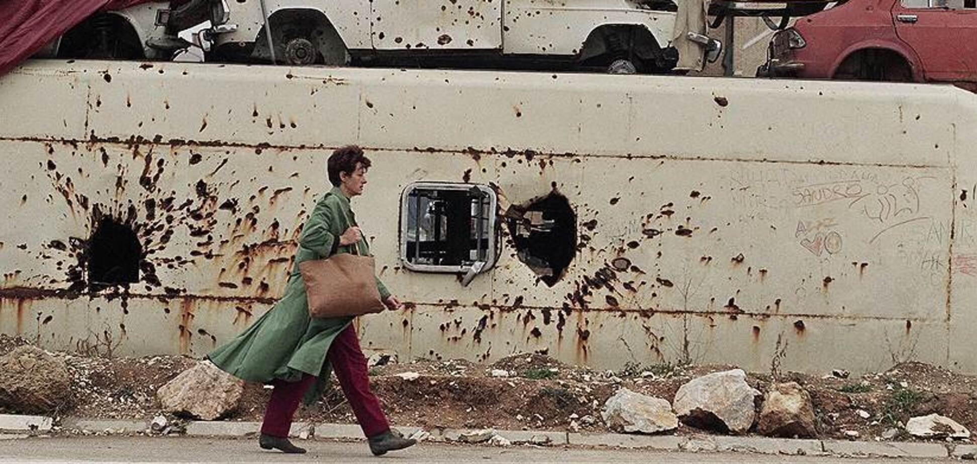 Боснийская война