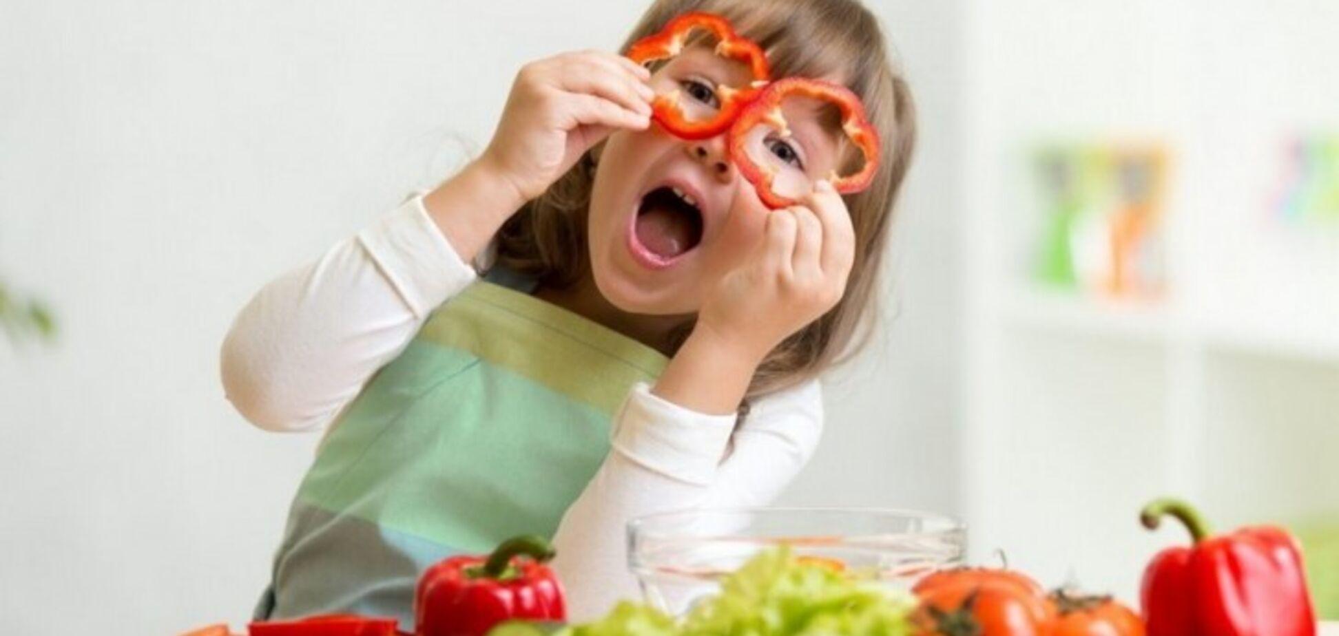 Как научить ребенка есть овощи: полезные советы