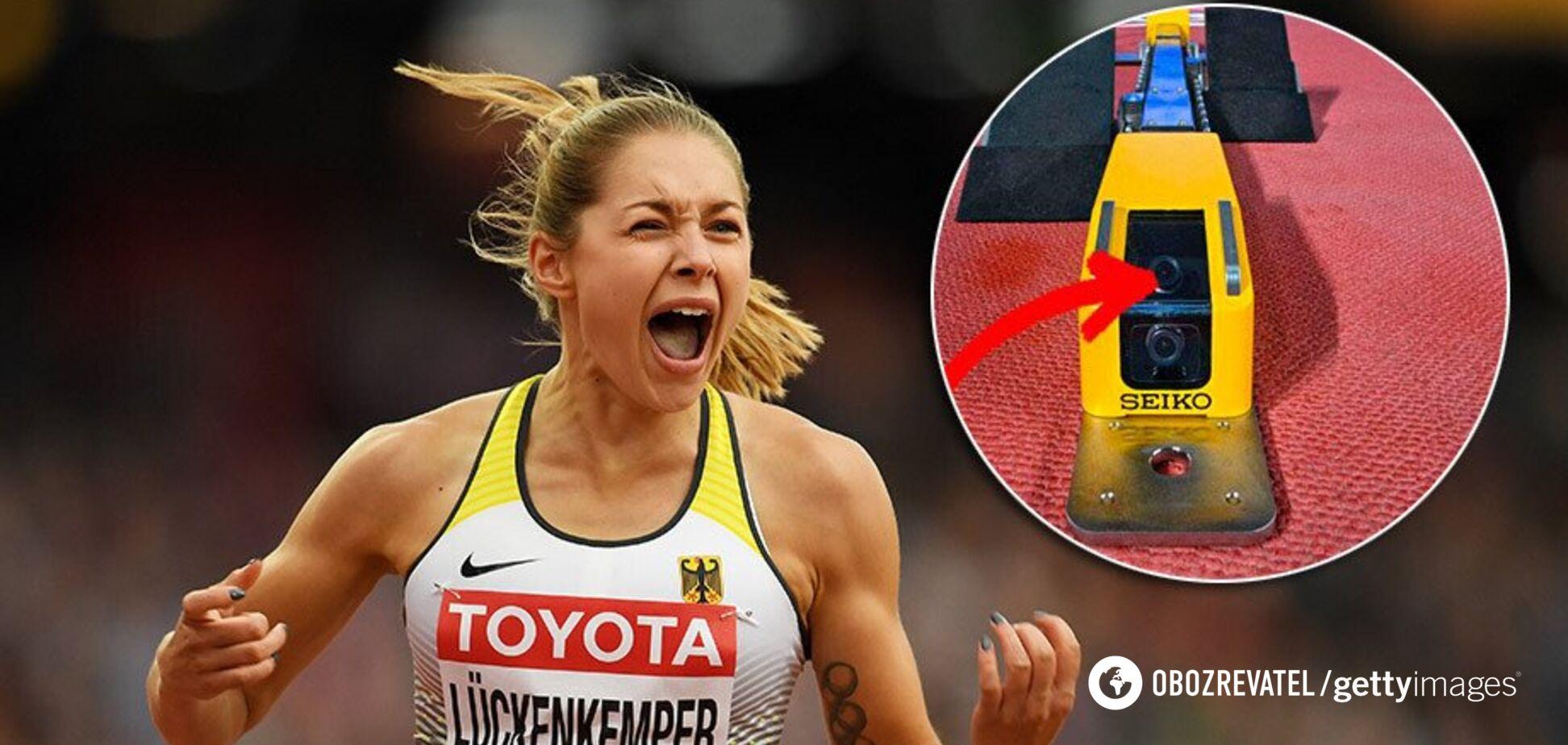 Интимные съемки: на ЧМ по легкой атлетике вспыхнул грандиозный скандал