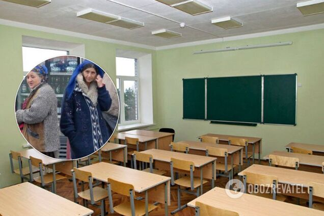 В Киеве ромы пытались украсть школьницу