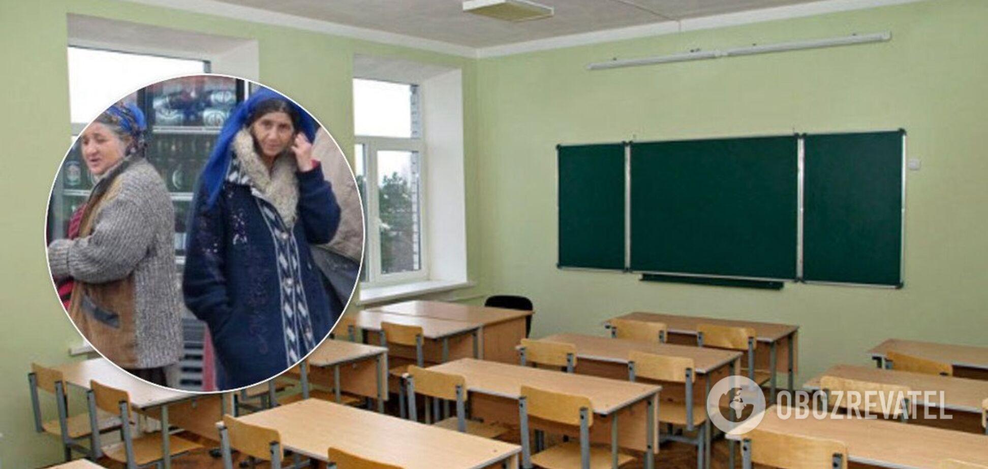 У Києві роми намагалися викрасти школярку