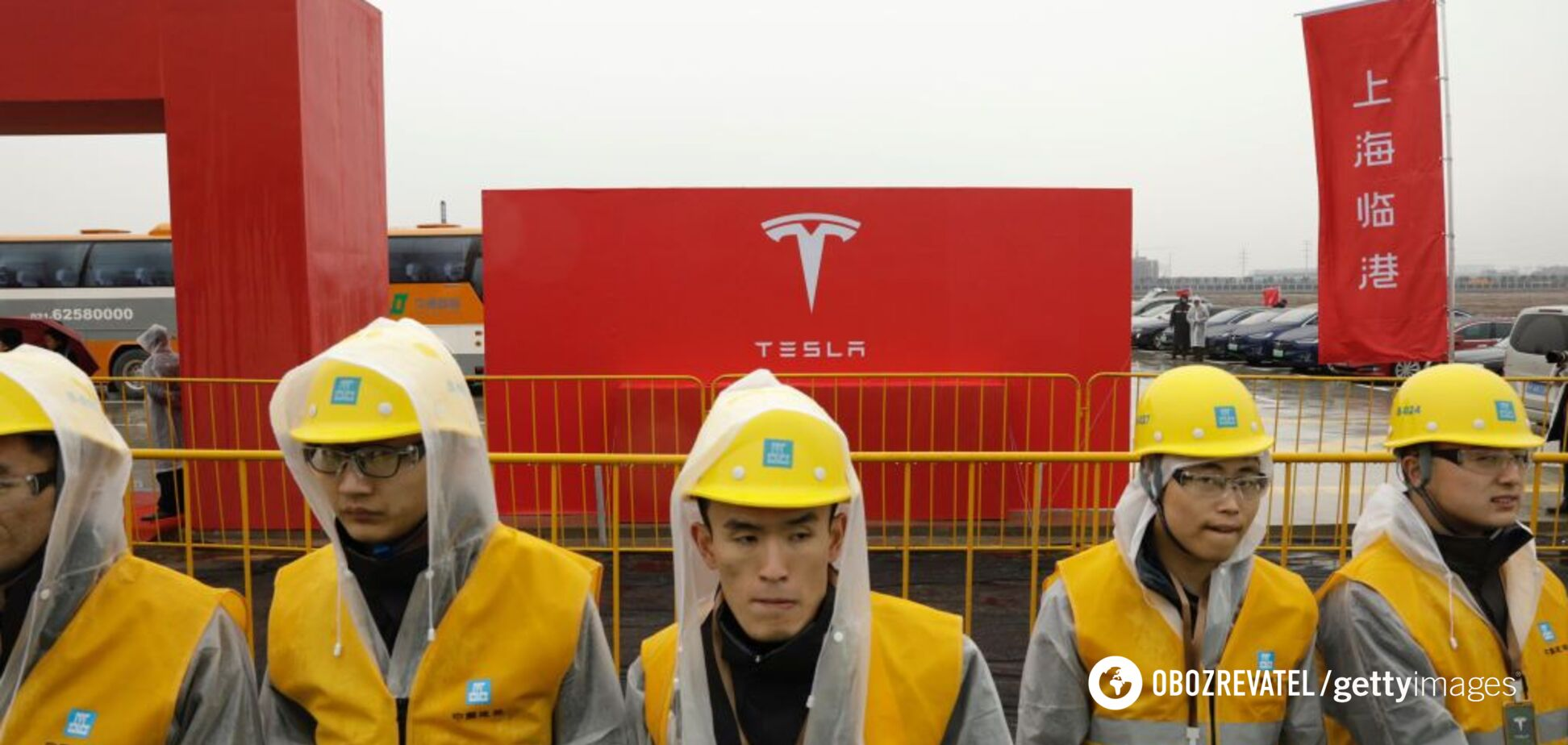 Tesla открывает 'супер завод' в Китае: названы планы и цели