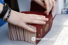 'Только Украина': <strong>Евросоюз</strong> 'отшил' <strong>путинские паспорта</strong> на Донбассе