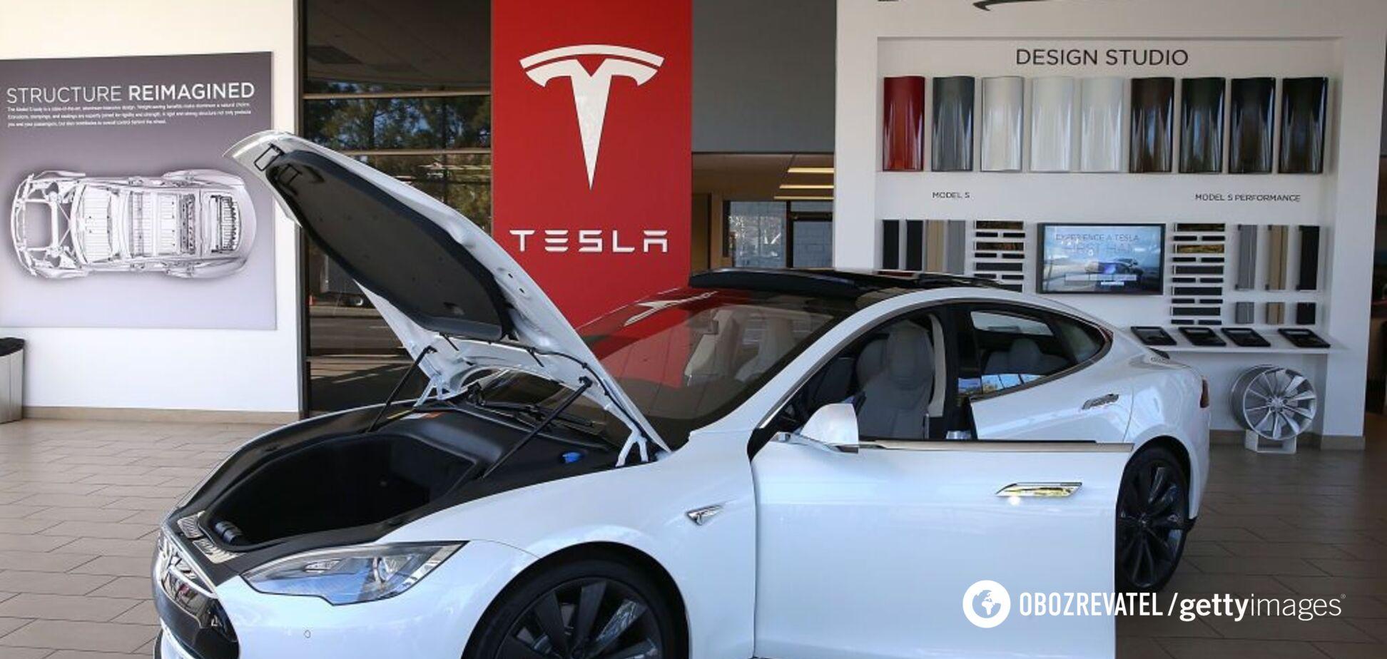 Tesla установила новый ошеломляющий мировой рекорд