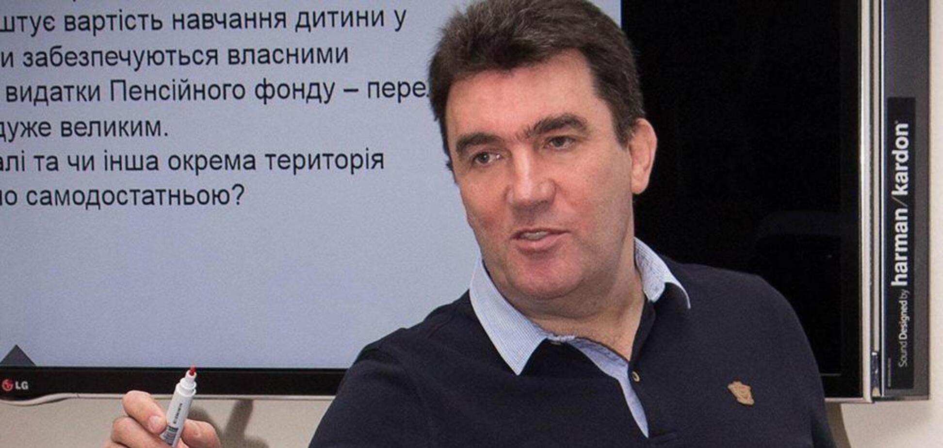 Зеленський призначив нового секретаря РНБО: ким він був раніше