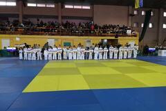 Стартував чемпіонат України з <strong>дзюдо</strong>