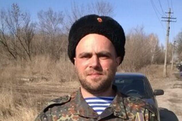 Артем Невьянцев на Донбассе