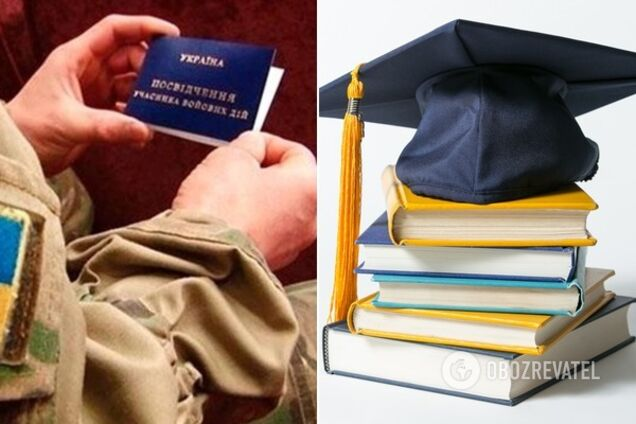 По 400 евро на учебу: на Днепропетровщине участники АТО получат гранты