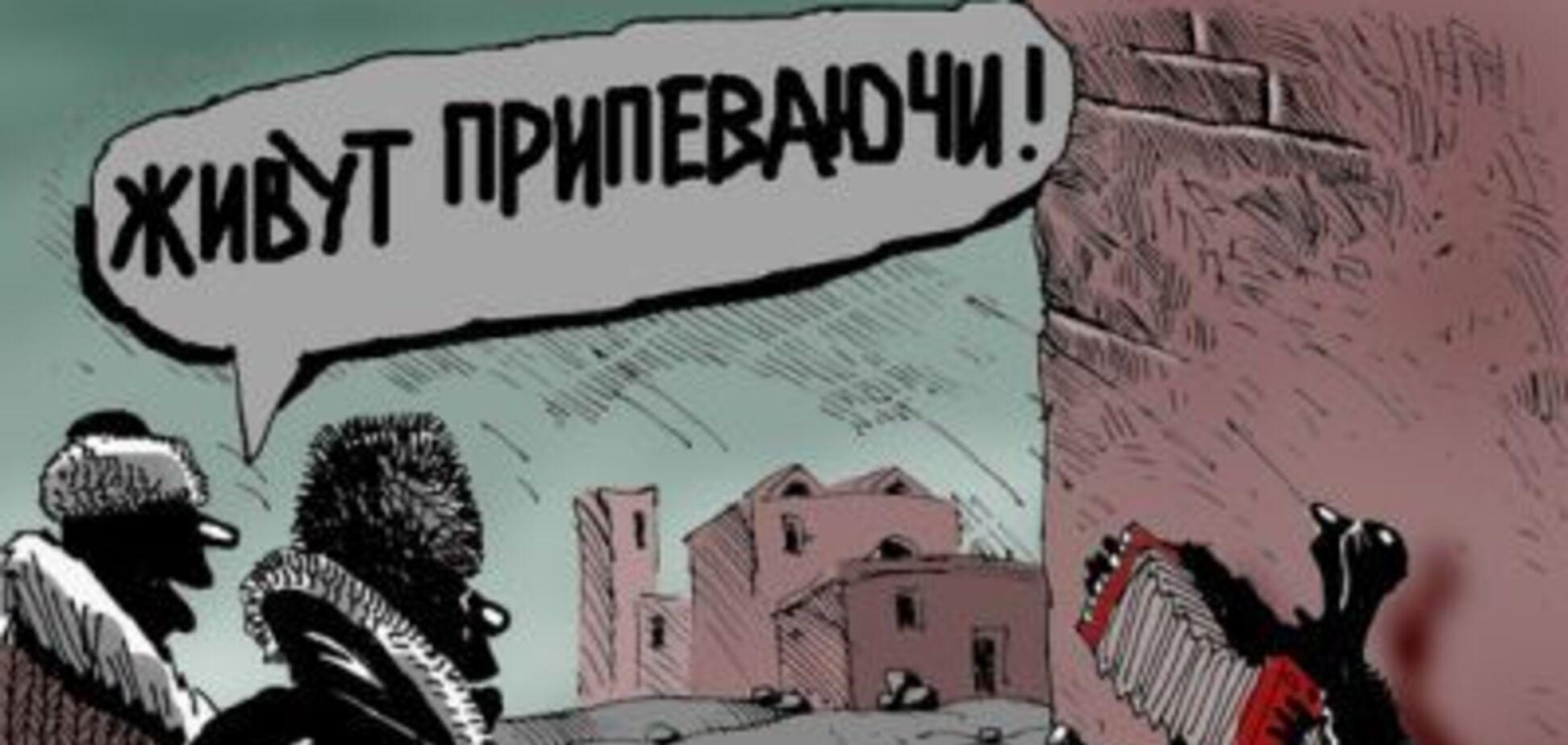Очередная многоходовочка в России