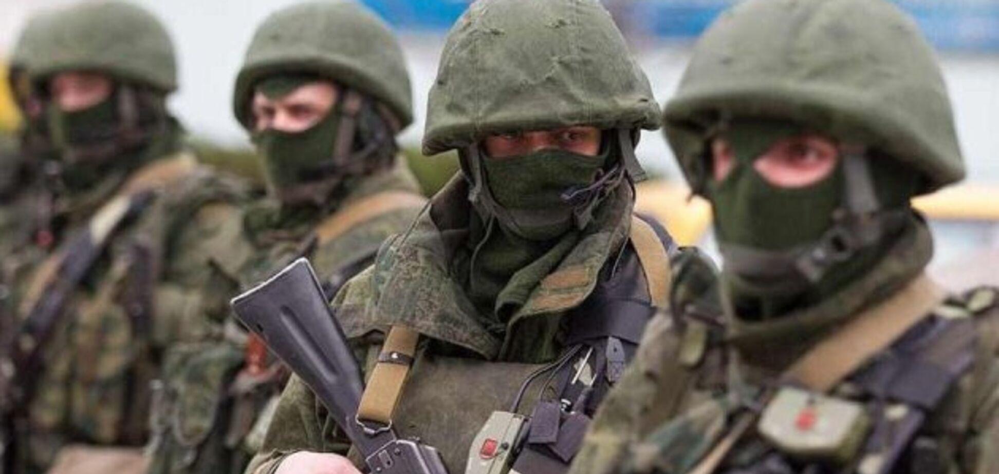 Росія перекинула на Донбас спецназ і 'козаків'