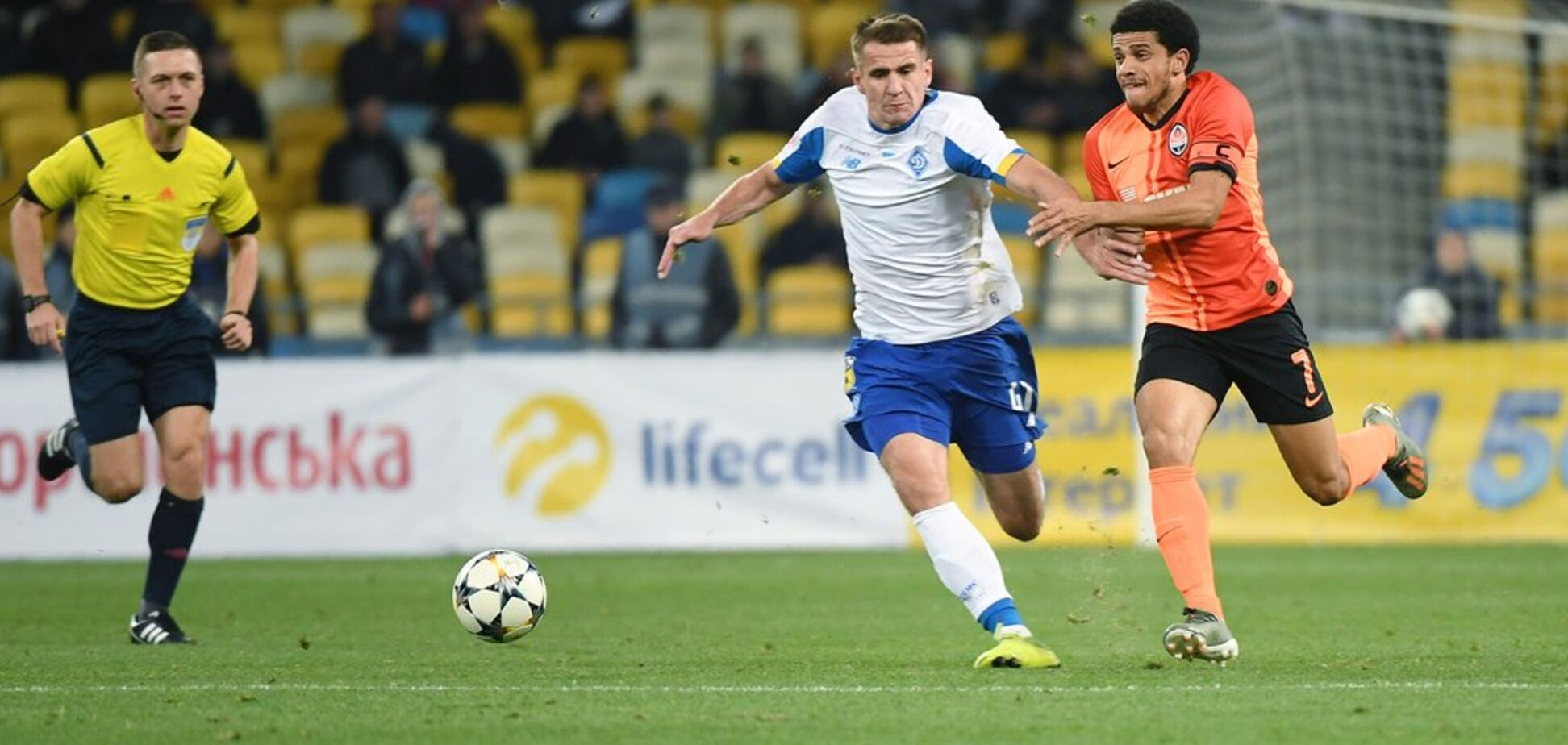 Впервые в истории! 'Динамо' в матче-триллере выбило 'Шахтер' из Кубка Украины