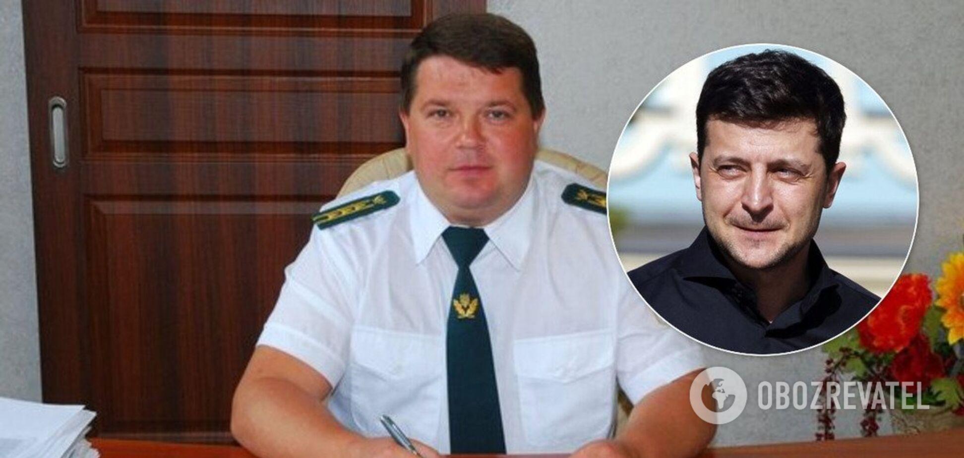 НАБУ задержало Виктора Сысу со взяткой