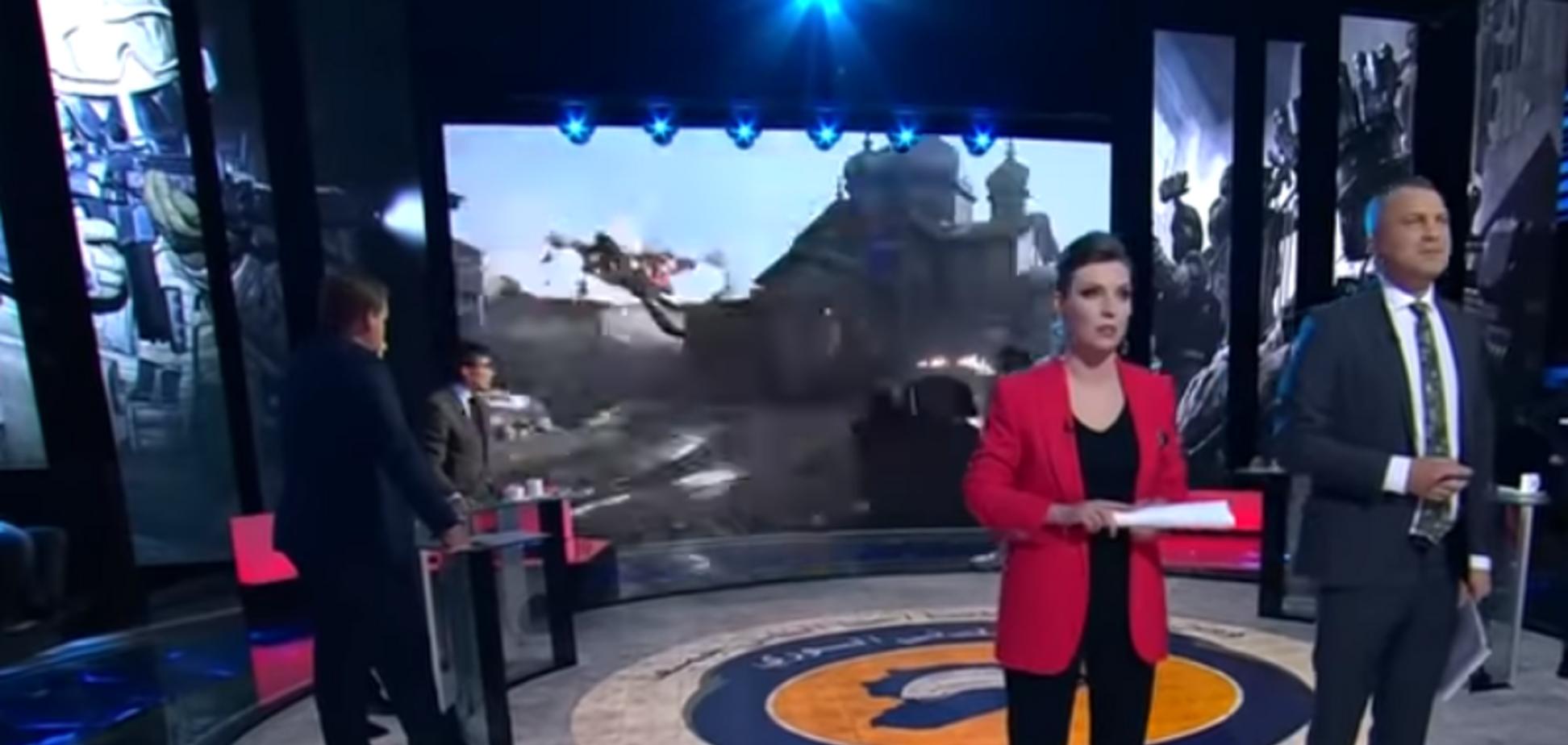 Студия пропагандистов 60 минут