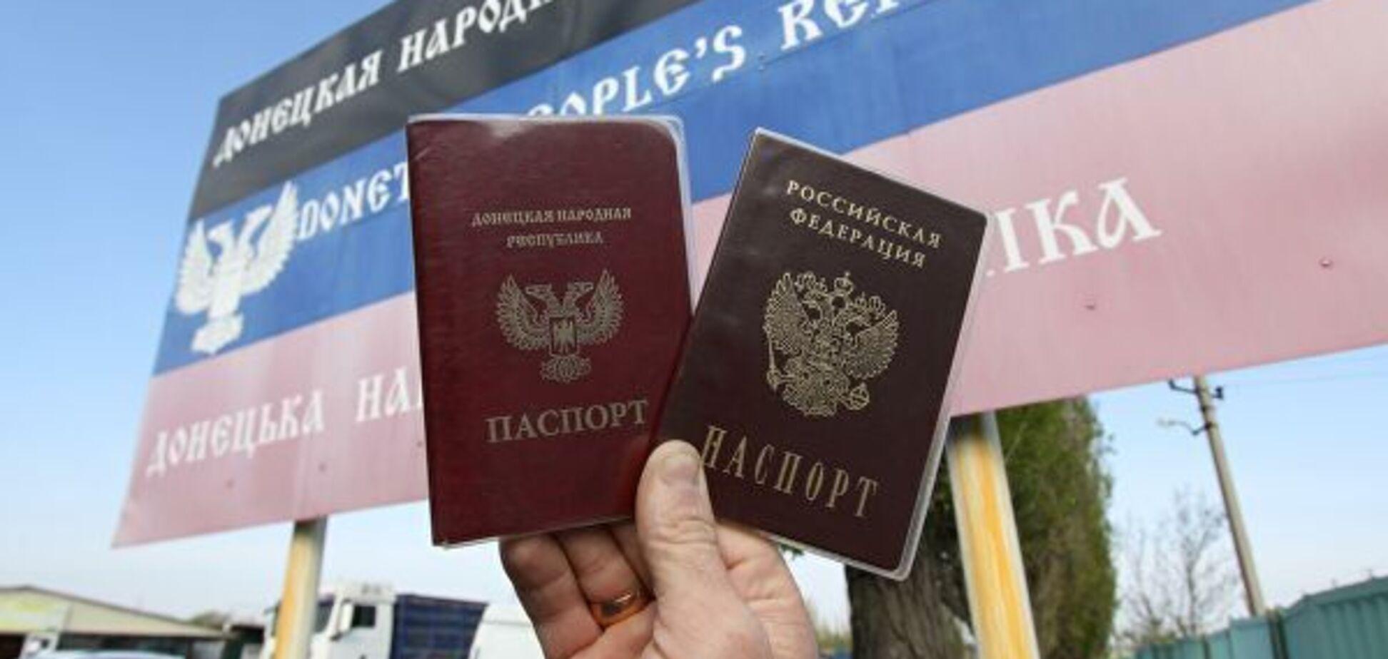 Паспорт РФ для жителей 'Л/ДНР' – бесплатный билет в тайгу