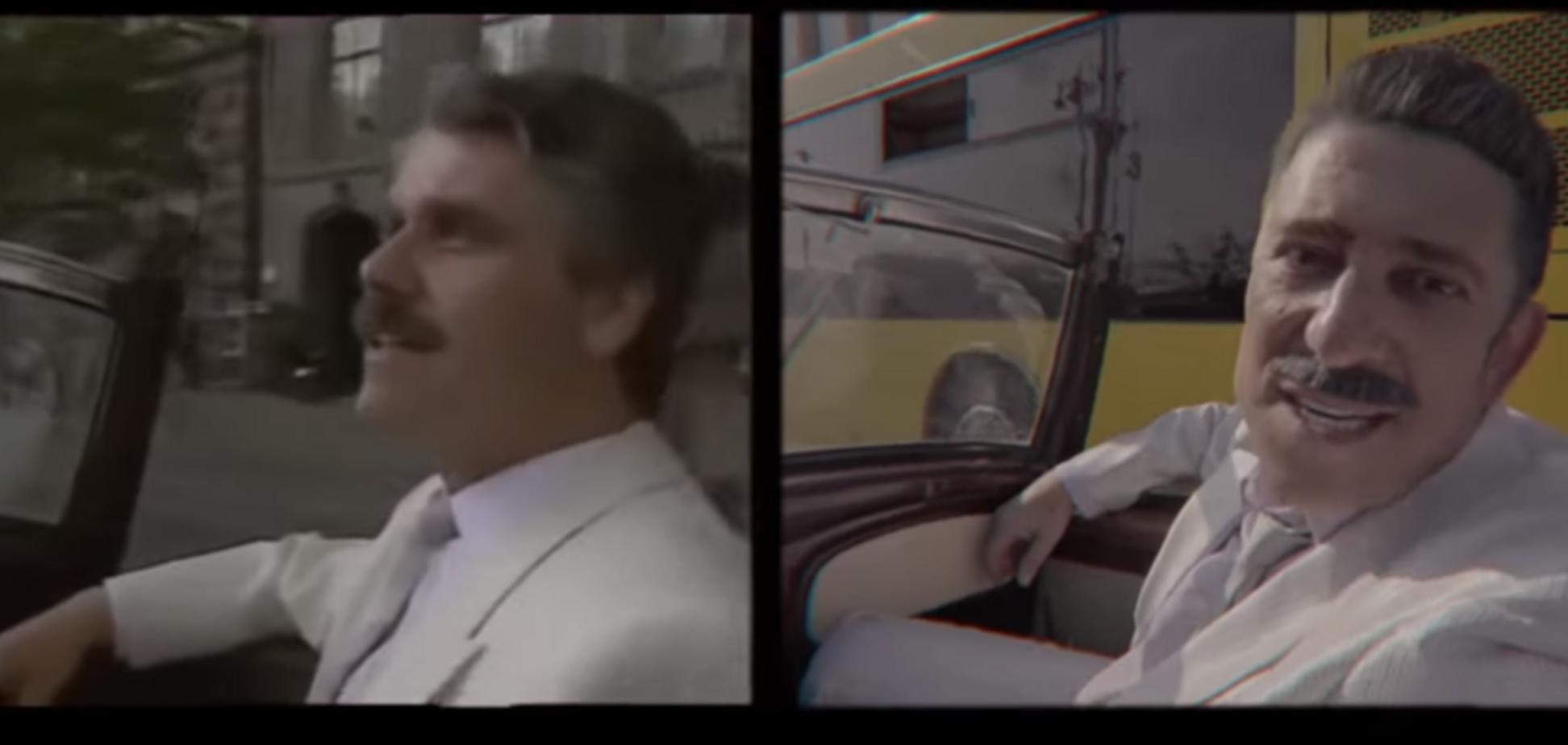Український мільйонер переспівав пісню 'Хрещатик': з'явився оригінальний кліп