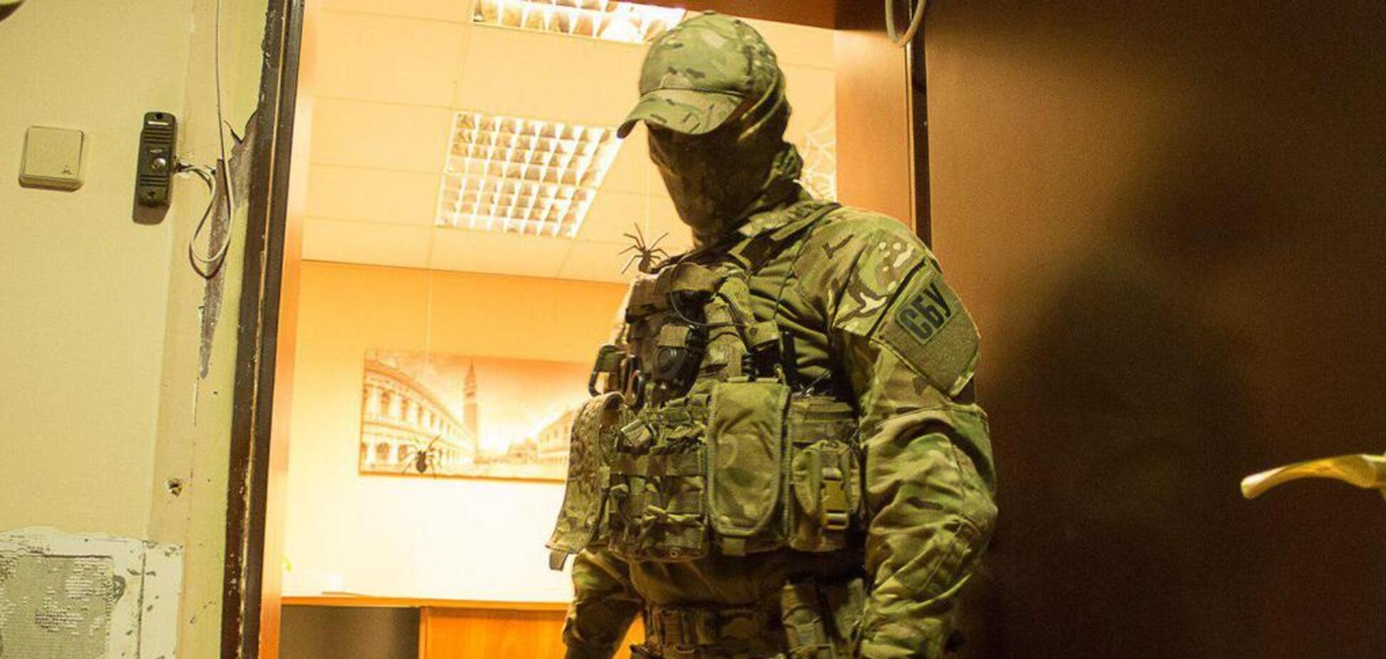 У Києві влаштували обшуки в офісі ексдепутата Київради