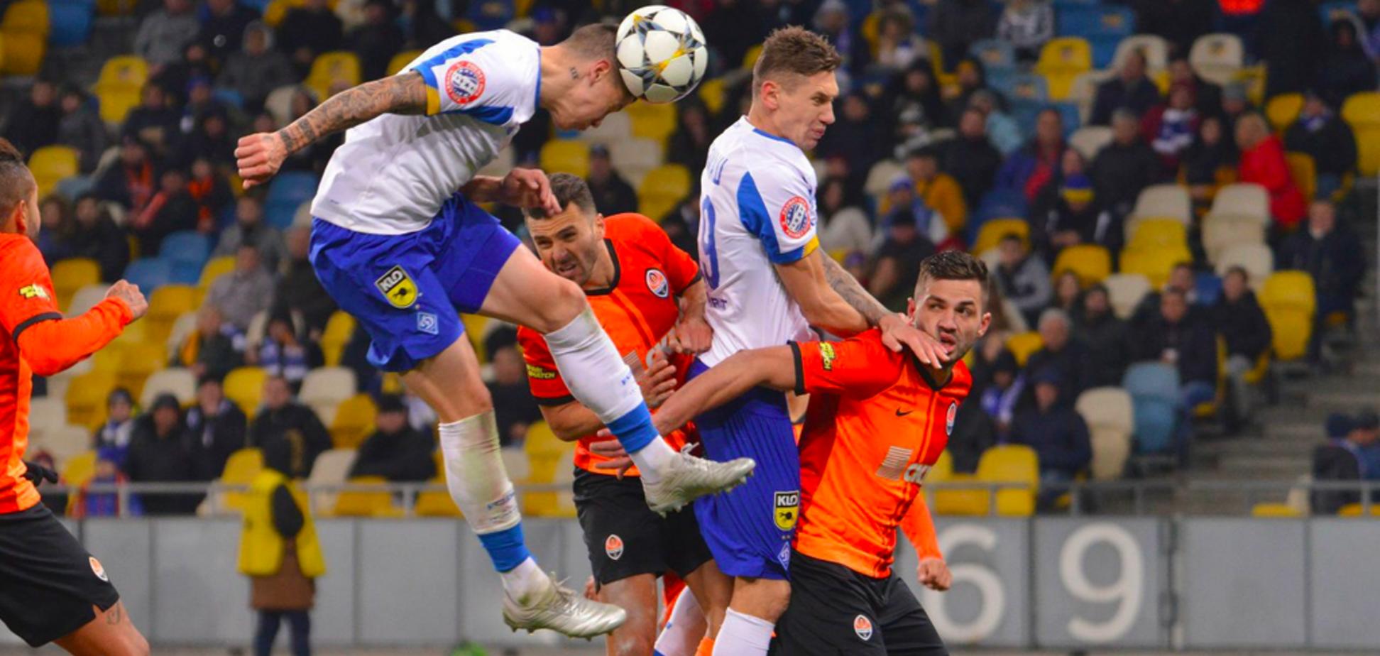 Динамівський герой влаштував помилковий демарш після матчу з 'Шахтарем'