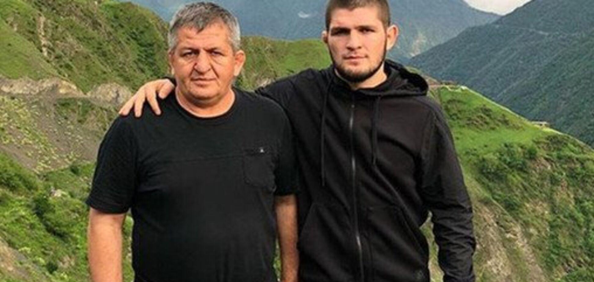'Должен уходить': отец Хабиба сделал заявление о карьере сына
