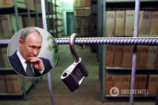 Никаким Штирлицем Путин никогда не являлся