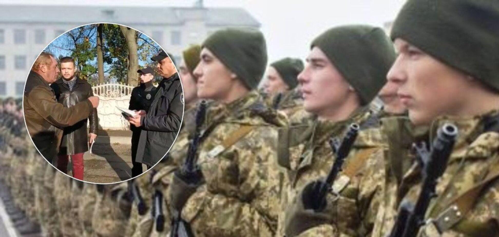 Зашли в кабинет, пригрозили и увезли: как в Украине охотятся на призывников