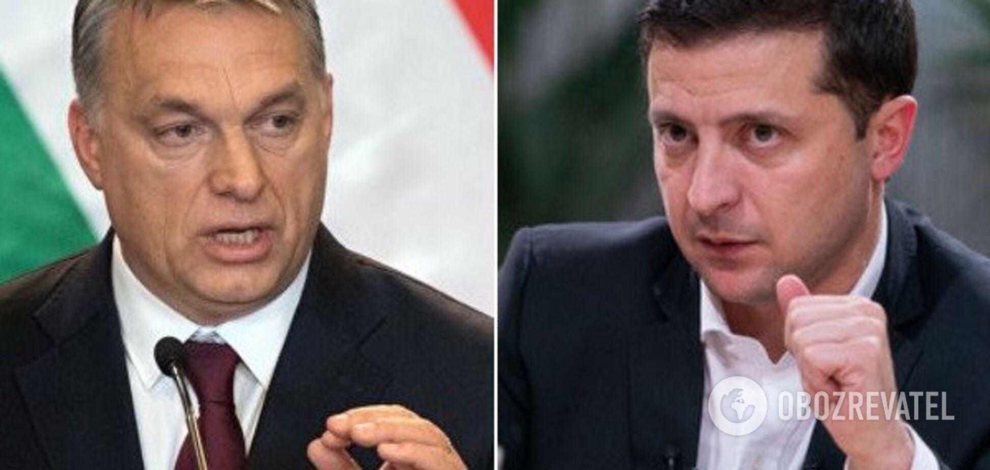 Не відволікаючись на Росію: прем'єр Угорщини захотів подружитися із Зеленським