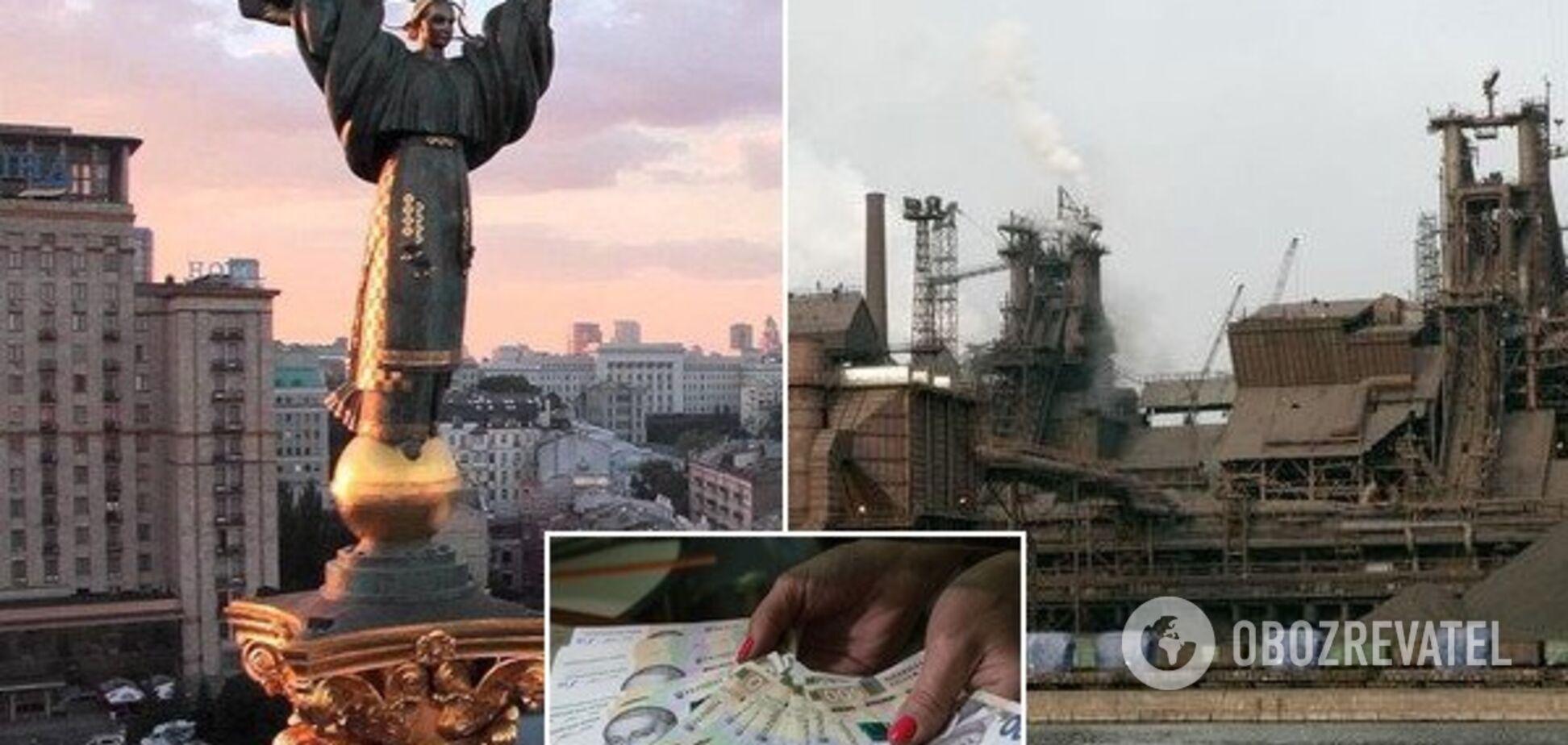Київ у прольоті: названо місто з найбільшими зарплатами в Україні