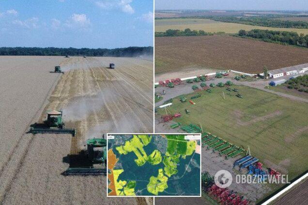 Знімки з супутника та дрони: як в Україні розвивають сільське господарство