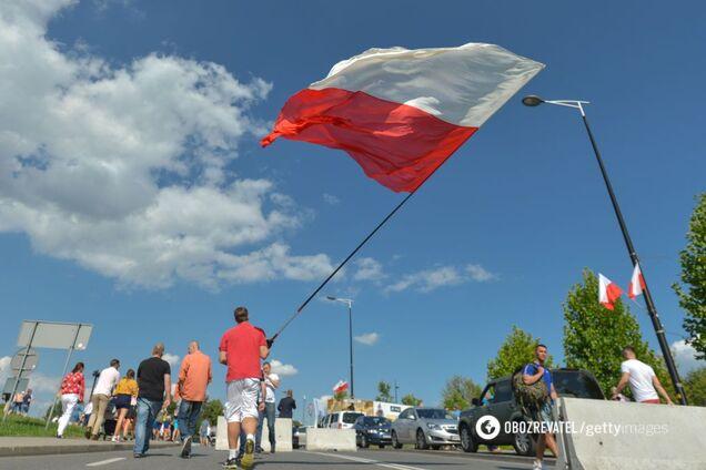 Празднование дня независимости в Польше