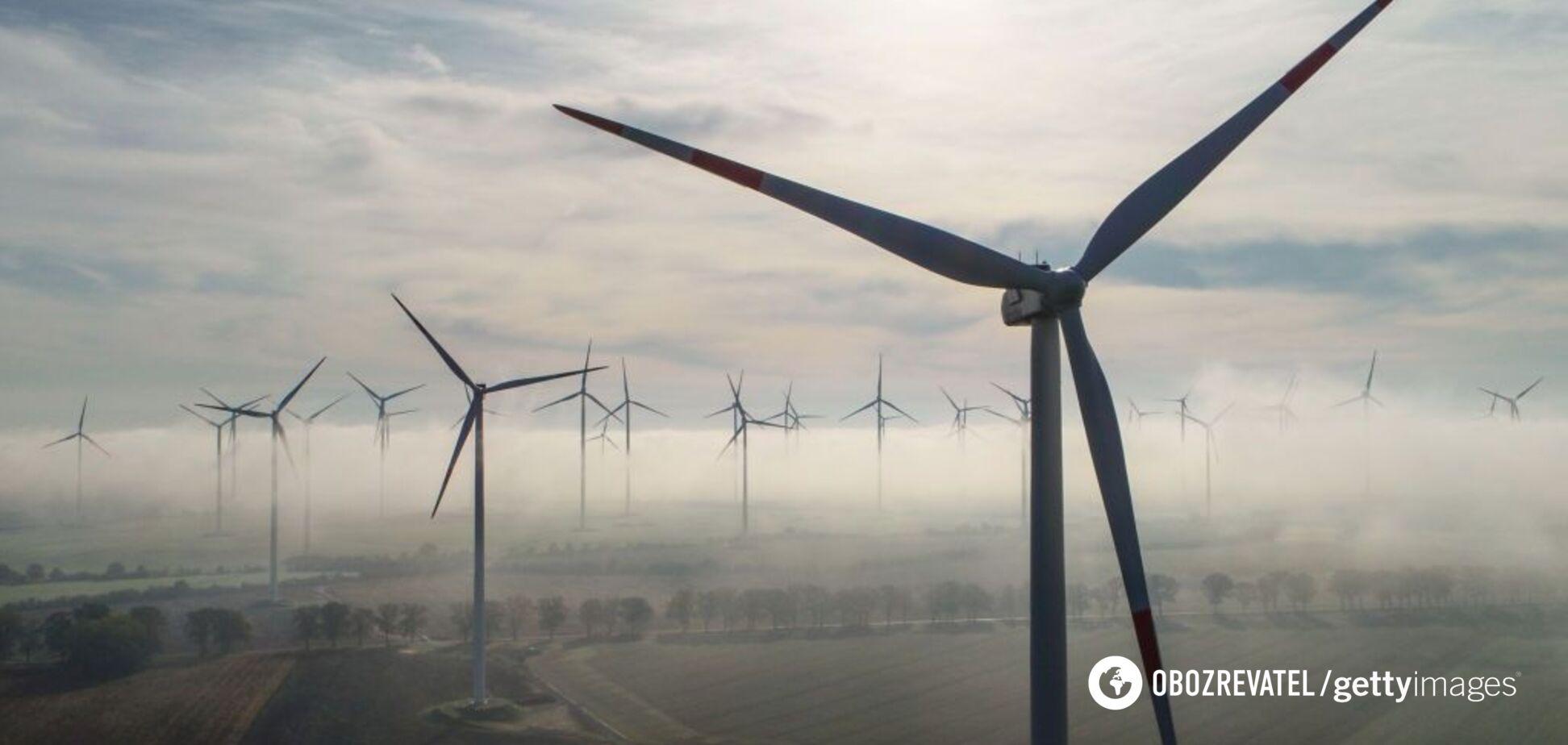 Самая большая в Европе: в Украине появится гигантская ветроэлектростанция