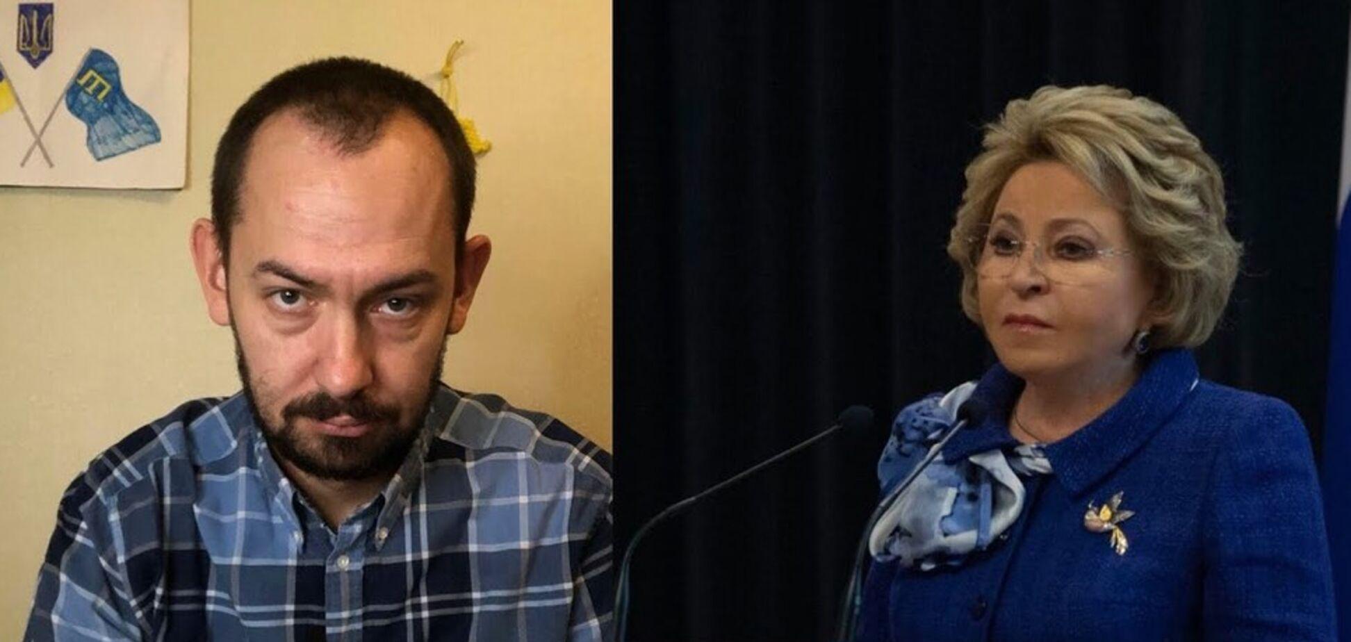Цимбалюк и Матвиенко