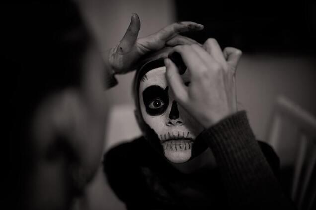 Фото днепрян на Halloween в Instagram